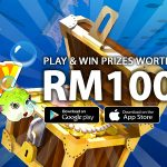 Play Game & Win RM100,000 Worth of Prizes!