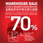 City Chain Warehouse Sale: Enjoy Discount up to 70%!