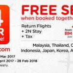 AirAsiaGo 2018 FREE Seats Promo