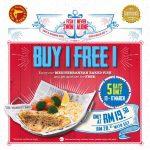 The Manhattan Fish Market Mediterranean Baked Fish Buy 1 FREE 1 Promotion