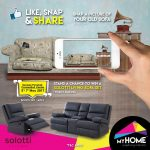 SOLOTTI LIVING Sofa Set Giveaway