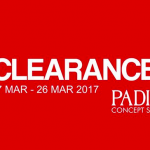 PADINI Concept Store Clearance