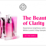 Shiseido White Lucent Sample Giveaway
