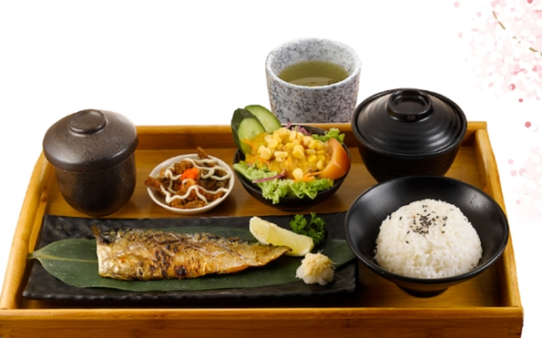 Japanese Set Meal Buy 1 FREE 1 Promotion
