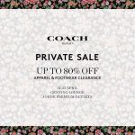 COACH Sale: Enjoy Discount up to 80%