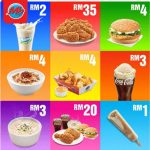 MarryBrown Bajet Jimat Coupon Giveaway