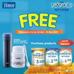 Nestle Thermos Black and White Food Jars worth RM299 Giveaway