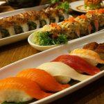 Sushi Buy 1 FREE 1 Promotion