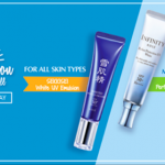 KOSE Sekkisei UV Whtie Emulsion and Infinity Perfect Protection UV White Sample Giveaway
