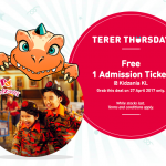 Kidzania KL Admission Ticket Giveaway