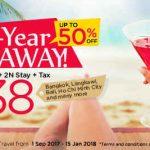 AirAsiaGo Package: Bangkok, Langkawi, Bali, Ho Chi Minh City