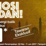 AirAsiaGo: Return Ticket + Tax + 2N Stay from only RM211 per pax