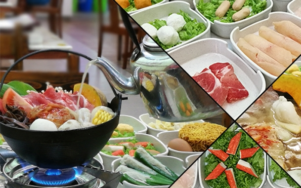 Eat All You Can Steamboat RM26+ 火锅吃到饱只要RM26+!