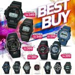 G-SHOCK Best Buy Promotion