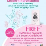 KAO Product worth RM50 + Secret Guidebook Giveaway