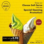 Pablo Mini Cheese Soft Serve for only RM2.90