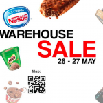 Nestle Ice Cream Warehouse Sale