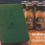 Starbucks Planner Giveaway