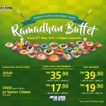Sushi King Buffet from only RM17.90