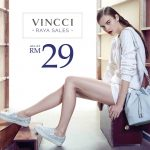 Vincci Raya Sales: ALL at RM29