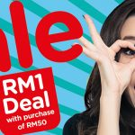 Watsons RM1 Deal Promotion