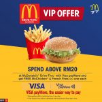 McDonald's McChicken and French Fries Giveaway