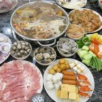 One Pot BBQ House Buffet Steamboat for only RM36.90nett