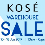 KOSE Warehouse Sale, Discount Up To 70%
