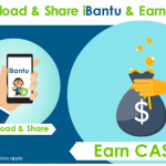 Download & Share iBantu with friends and Earn RM100 Cash!