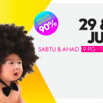 TCE Baby Expo: Enjoy Discount up to 90%
