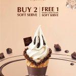 GODIVA Buy 2 FREE 1 Promotion