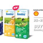 Goodday UHT Milk Promotion 鲜奶促销!