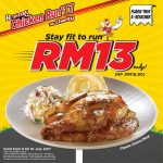 KRR Classic Choice Meal for only RM13 Promotion