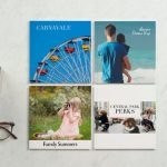 Square Softcover Photobook for only RM4.90 Promotion