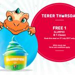 7-Eleven Slurpee Giveaway 请你吃免费冰沙!