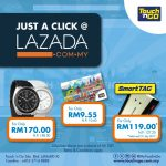 SmartTAG and Touch 'N Go Card Special Discount