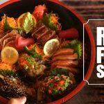 Fujiyama Japanese Restaurant Sushi at only RM1