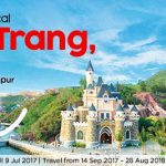 Air Asia: Fly to Nha Trang, Vietnam from only RM99