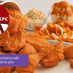 KFC Cash Voucher at Special Discount 肯德基现金卷特别折扣!