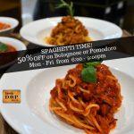 Luretta DOP Italian Deli Spaghetti at 50% Discount 意大利面折扣50%!