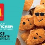 FREE McDonald's Chicken Nuggets Giveaway 请你吃免费Chicken Nuggets!