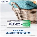 Delivers FREE SENSODYNE Fresh Mint Toothpaste Samples to your doorstep 寄出免费牙膏sample,到你家!