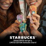 FREE Starbucks Charm Giveaway 送出免费星巴克CHARM!