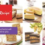 Secret Recipe Cash Voucher at Special Discount 现金卷特别折扣!
