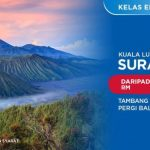 Malaysia Airlines Fly to Surabaya from RM369 only 马航飞往SURABAYA从RM369起!