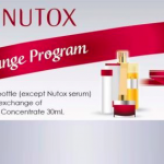Nutox Advanced Serum Concentrate Giveaway 送出免费精华液!