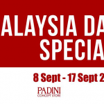 Padini Malaysia Day Special 特别促销!
