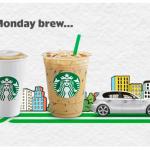 Starbucks Latte Giveaway 请你喝免费拿铁!