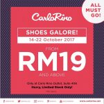 Carlo Rino Shoes from only RM19 一双鞋子从RM19起!