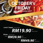 JOGOYA Friday Promo: Buffet from only RM19.90 星期五促销:吃到饱从RM19.90起!